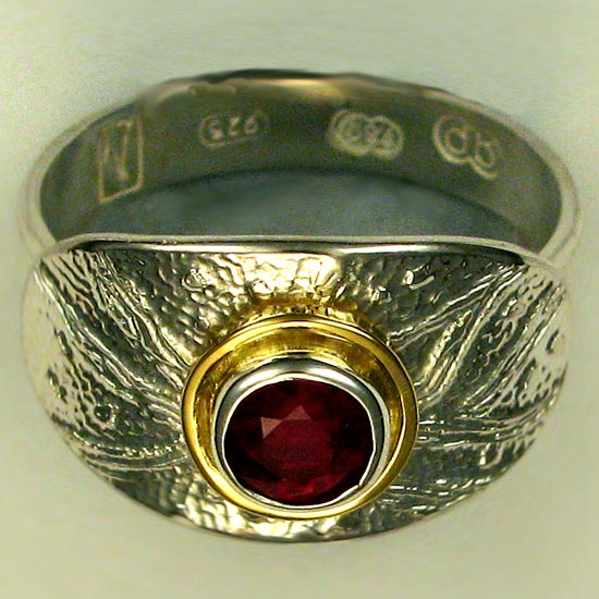Madagascar Ruby Ring