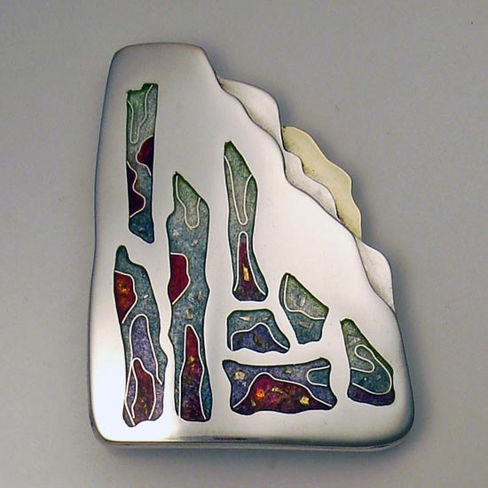 Handmade Cloisonne Collection Robin Phillips Jewelry