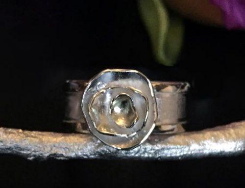 nest ring, flat band